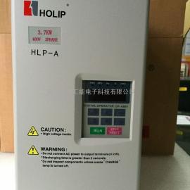 海利普变频器上电报E.OU.S/A/n/d 加速过电压