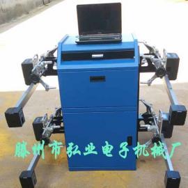 CCD蓝牙大车定位仪提高了整机测量精度以及稳定性