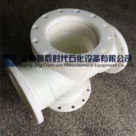 DN200-DN300 PP直通视镜 塑料防腐直通视镜