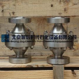 ���|管道阻火器 GZW阻爆燃型阻火器 ZHQ-B管道阻火器