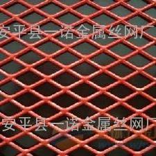 哈尔滨喷漆=镀锌钢板网片-成卷粮仓钢板网-建筑脚踏板网