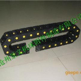 沧州机械桥式电缆油管塑料拖链质优价廉欢迎抢购