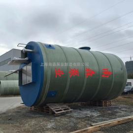 格兰富PPS一体化预制泵站