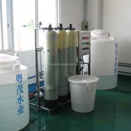 中山化妆品用反渗透纯水设备