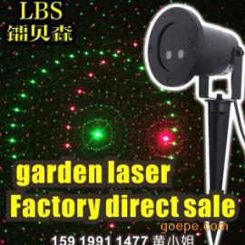 东莞工厂直销 人体感应激光灯 草坪灯