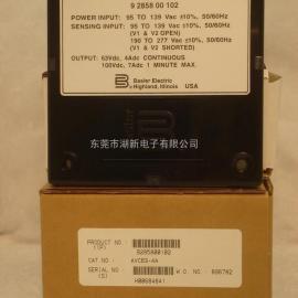 巴斯勒AVC63-4A原装进口AVR调压板BASLER AVC63-4A