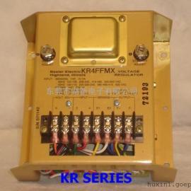 KR4FFMX巴斯勒发电机AVR电压调节器BASLER调压板KR4FFM