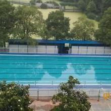 生产安装整体可拆装式泳池,可拆装式泳池整体解决方案