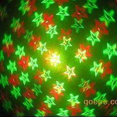 户外防水红绿满天星激光灯舞台灯 园林夜景绿化灯