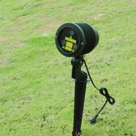 户外草坪防水激光灯 大功率舞台灯 圣诞园林景观灯