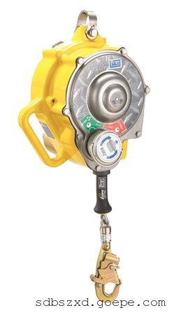 DBI-SALA索拿全密封式自锁速差器25.5米