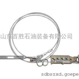 DBI-SALA索拿水平作业防坠钢缆系统