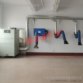 碳粉集尘机