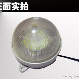 点光源LED吸顶式声光控灯防盗LED感应楼道灯LED声光控灯延时灯
