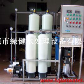 EDI精混床超纯水设备/混床去离子高纯水处理设备/超纯水机