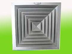 新型专利技术-600*600石膏板一体型散流器.