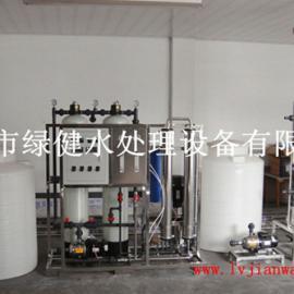 反渗透加两级混床制取超纯水/阴阳混床超纯水系统/超纯水设备