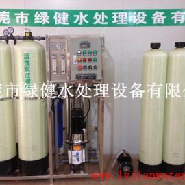 混合离子交换器超纯水装置 佛山去离子水设备 湿巾纸超纯水机