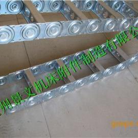 济南耐高温桥式油管输送钢制拖链及时报价