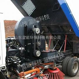 蓝能牌道路清扫风机 环卫车专用风机 省油节能低噪音