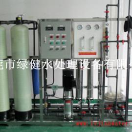 水处理超纯水设备 工业超纯水制取装置 电阻率10兆欧以上