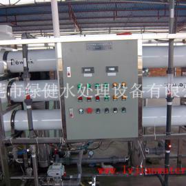 反渗透膜水处理配件/单级反渗透设备/双级反渗透纯水机