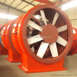 蓝能牌新一代K DK系列矿用节能风机 金矿煤矿低噪音风机