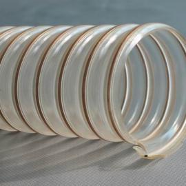低价供应播种机用PU钢丝螺旋伸缩管