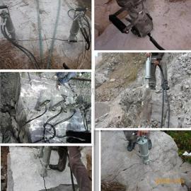 博亚牌分裂机介绍 劈裂机 劈石器 劈裂器 取代炸药的好设备