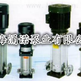 CDL、CDLF轻型立式不锈钢多级管道泵/轻型多级水泵/多级离心泵/设