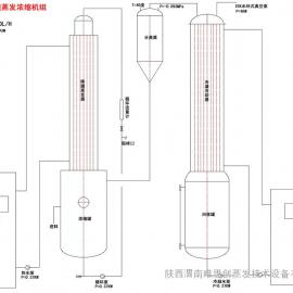 低温降膜蒸发器