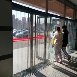 天津透明软门帘