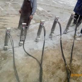 开采大理石机械博亚牌液压分裂机