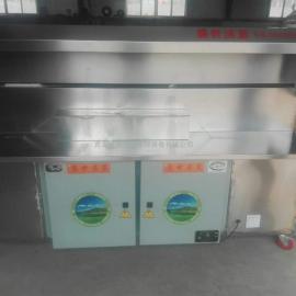 新型无烟烧烤车生产厂家|环保无烟烧烤炉供货商