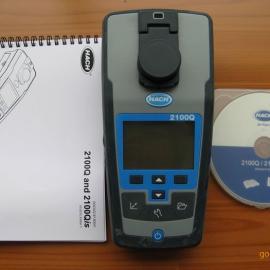 美国哈希2100Q便携式浊度仪