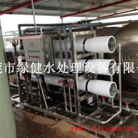 【反渗透设备厂家绿健供应】啤酒生产用反渗透纯净水设备