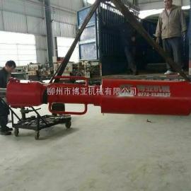 岩石机载式分裂机由广西柳州液压机械有限公司研发生产