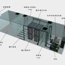 三菱MBR一体化污水处理设备MBR-150中空表皮膜组件