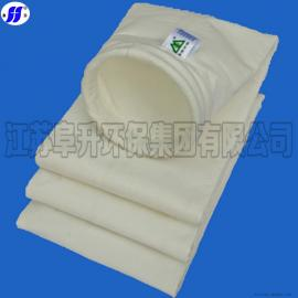 清新县覆膜除尘滤袋 英德市面粉厂防静电除尘布袋连州市收尘袋