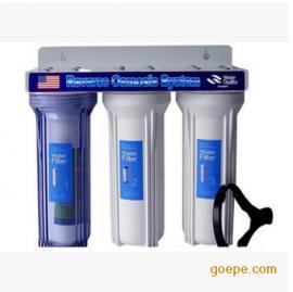 民泉三级家用前置过滤器 家庭自来水过滤净水器