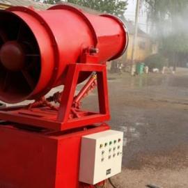 喷雾风机 高射程喷雾机 环保农业专用高射水炮
