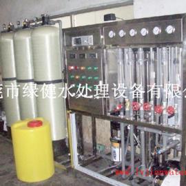 EDI电除盐水处理设备 双级反渗透+EDI超纯水制取装置