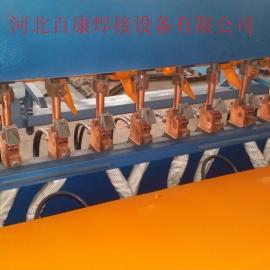 全自动钢筋网片排焊机矿用钢筋网焊机