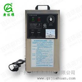 HY-002-3G手提式不锈钢石英管臭氧机 广州臭氧发生器
