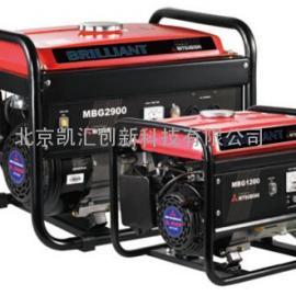 三菱汽油发电机 2kw MBG2100