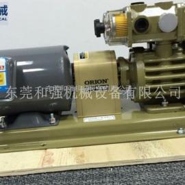 日本进口无油好利旺(ORION)真空泵KRX7A-P-VB-03