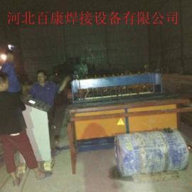 建筑网片排焊机
