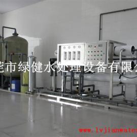 双级反渗透设备,二级反渗透装置,二级反渗透纯水处理设备