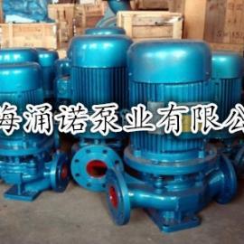 ISG型立式管道冷却塔水泵/立式管道离心泵/立式管道泵