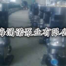 CDL、CDLF型立式不锈钢多级管道泵/轻型多级锅炉给水泵